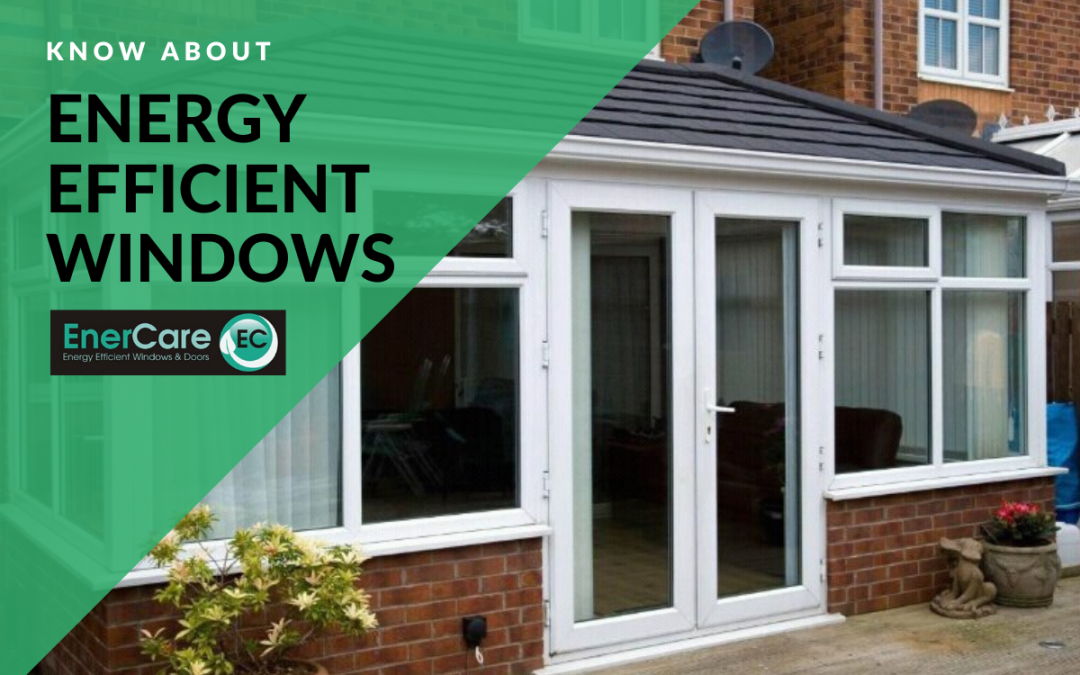 Everything There Is To Know About Energy Efficient Windows for Your House
